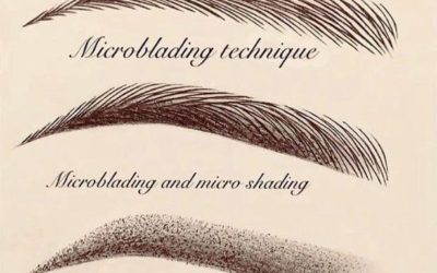 Microblading or Microshading?  Which Technique to Choose?