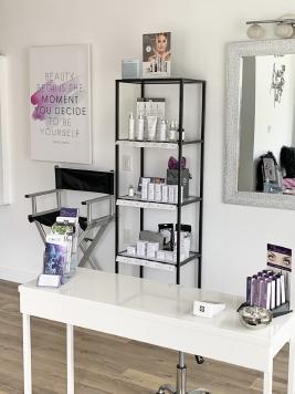 Beauty Area of Sweet Skin Beauty Studio
